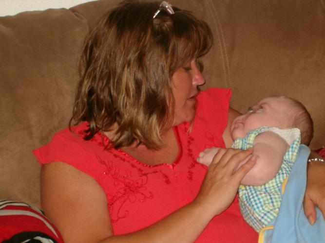 Cameron and Aunt Jamee
